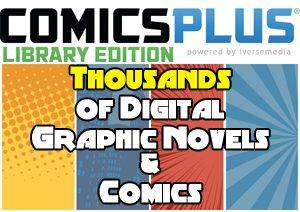 Comics Plus: Library Edition