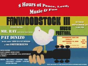 Fanwoodstock III