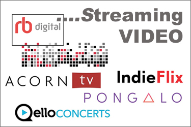 RBdigital Streaming Video