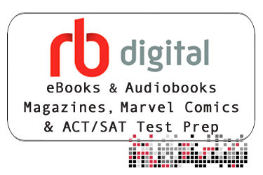 RBdigital eBooks, AudioBooks, Digital Magazines, Marvel Comics and ACT/SAT Test Prep