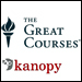 Great Courses on Kanopy