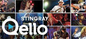 StingRay Quello Concerts