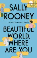 Beautiful World: Where Are You: A Novel
